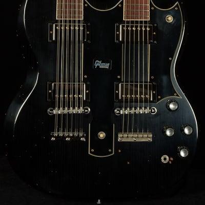 Gibson Custom Shop Signed Slash EDS-1275 Doubleneck