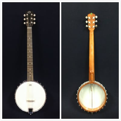 Tonewood CB15 Open Back 5 String G Banjo   Reverb