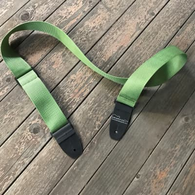 Keith Holland Custom Strap in Green