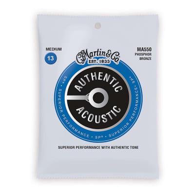 Martin Acoustic Strings 92-8 Phosphor Bronze - Medium 13-17-26-35-45-56