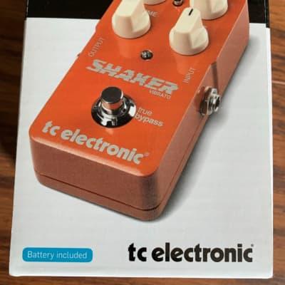 TC Electronic Shaker Vibrato Orange