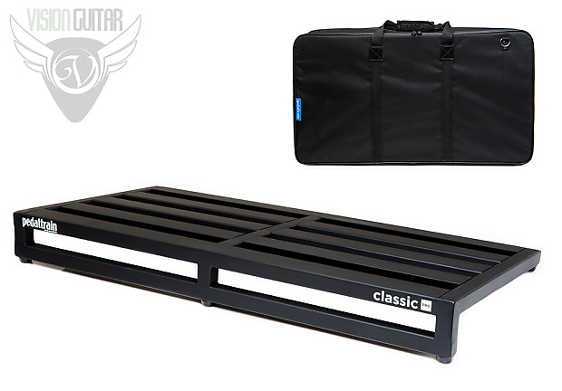 New Pedaltrain Classic Pro Large Size Pedalboard With