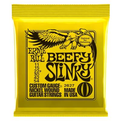Ernie Ball 2627 Nickel Wound Beefy Slinky 11-54