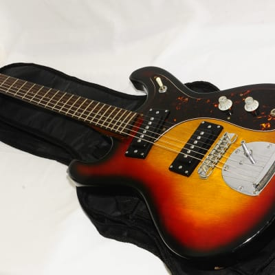 Excellent Guyatone LG-127T Electric Guitar Ref No 1693 for sale