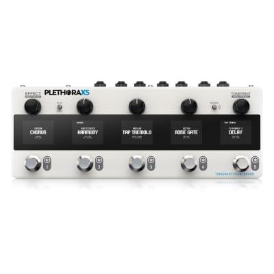 TC Electronic Plethora X5 TonePrint Multi-Effects Pedalboard