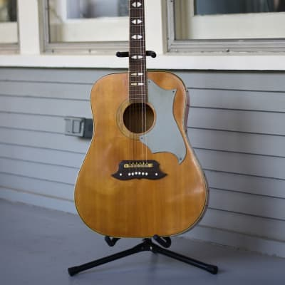 Vintage Cool Mystery Acoustic Guitar for sale