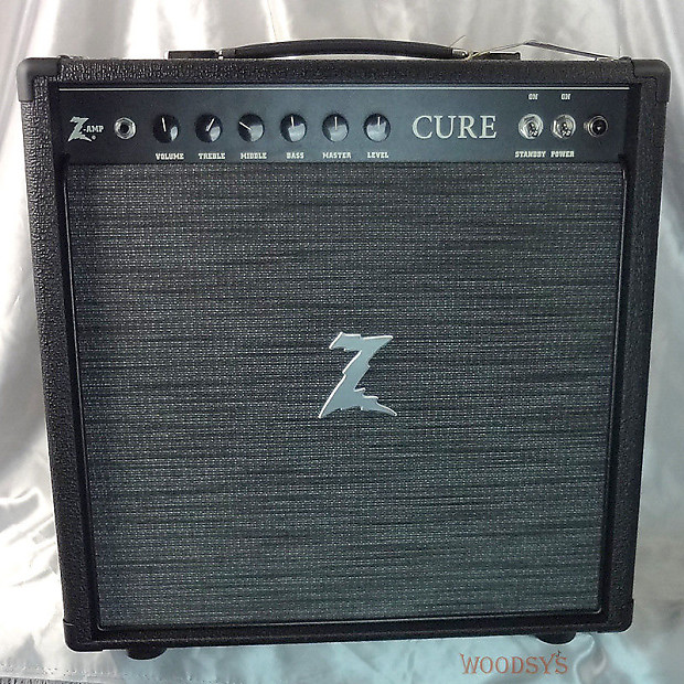 dr z amps cure 15 watt 1x12 combo woodsy 39 s music reverb. Black Bedroom Furniture Sets. Home Design Ideas
