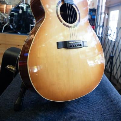Grez Guitars Jumbo Acoustic Guitar for sale