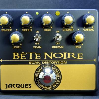 Jacques Bete Noire   Plexi distortion  analog phasing combo pedal