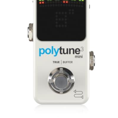 TC Electronic Polytune Mini 3 w/ buffer for sale