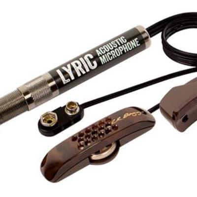 L. R. Baggs Lyricé Acoustic Guitar Microphone for sale