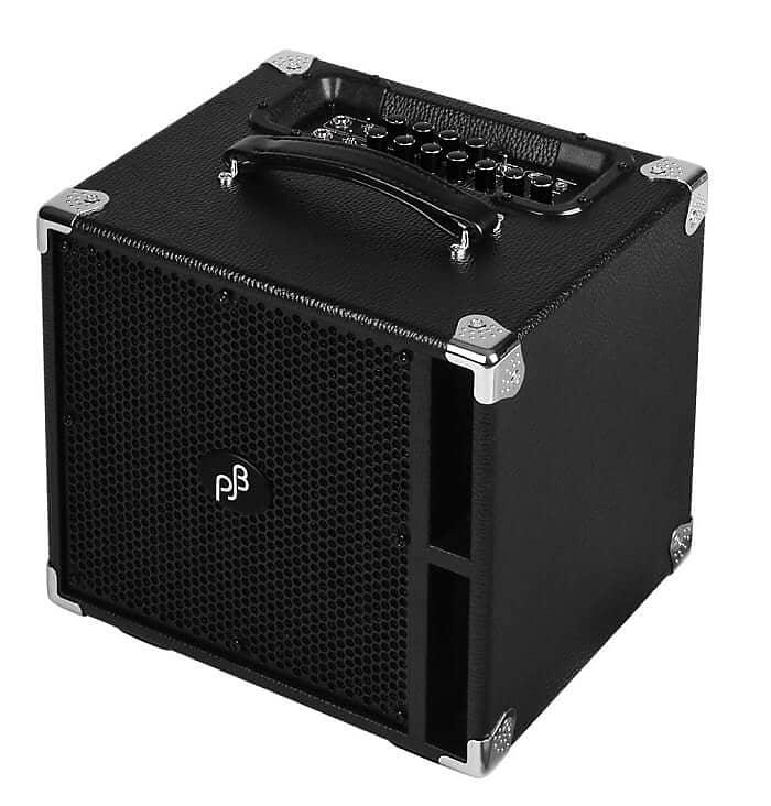 Phil Jones BG-400 Suitcase Compact 300W 4x5