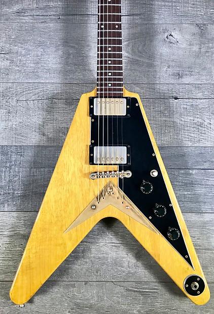 Description Shop Policies Heres A 1982 Gibson Korina Flying V
