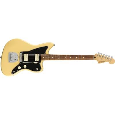 Fender Player Jazzmaster Electric Guitar Pau Ferro Fingerboard Buttercream