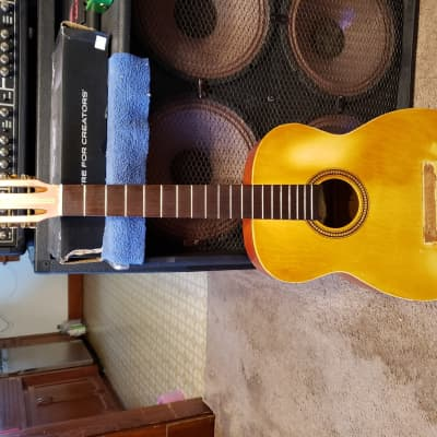 Harmony H6210 1970's Natural for sale