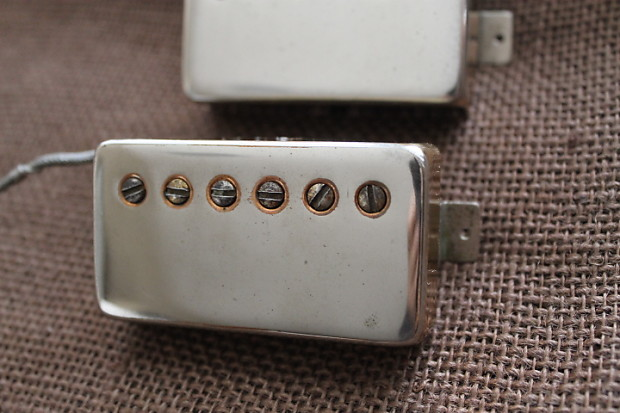 Gibson T Top Pickups 1968 | Reverb