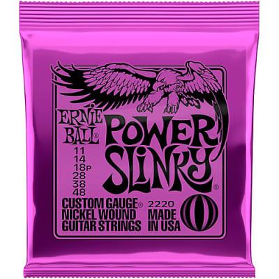 Ernie Ball #2220 - Power Slinky Strings 11-48