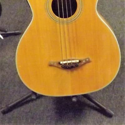 Hohner EAB65 Acoustic Electric Bass for sale