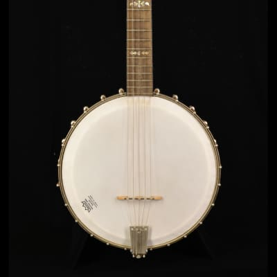 Orpheum No. 2 Five String Banjo 1917 Natural for sale
