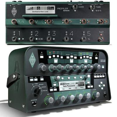 Kemper Kemper Profiler Amplifier Head BK for sale