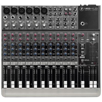 Mackie 1402-VLZ3 14-Channel Mic / Line Mixer