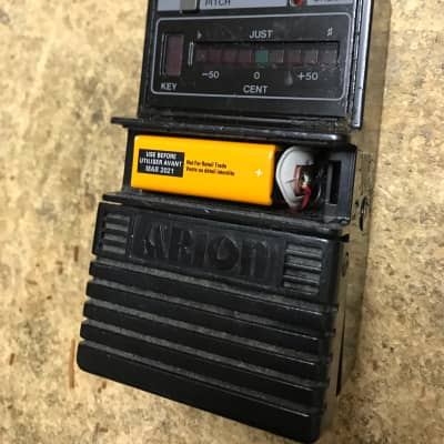 Arion  Stage Tuner HU-8500 80s Black for sale
