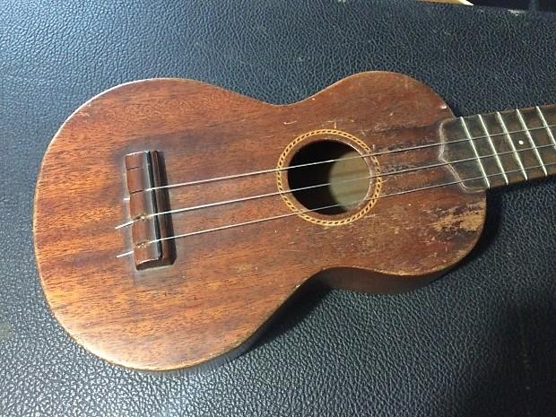 Vintage Gibson Style 1 Ukulele 1927 Rare | chromatone music