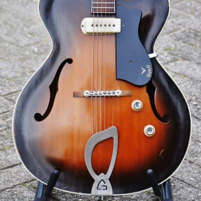 Guild X-150 1958 Sunburst for sale