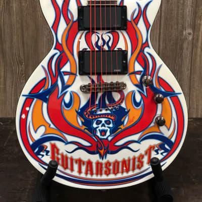 ESP LTD EC-GTA Guitarsonist Graphic for sale