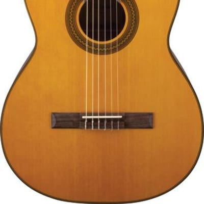 Takamine GC1 Series Left Handed Acoustic Classical Guitar in Natural Gloss Finish for sale