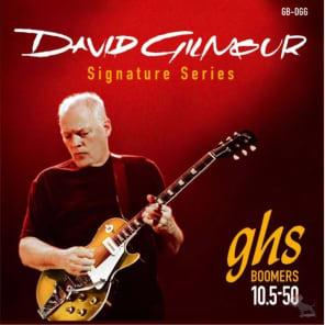 GHS GB-DGG David Gilmour Signature Electric Guitar Strings - (10.5-50)
