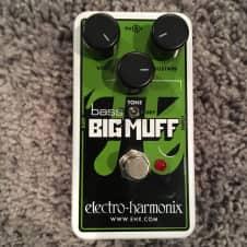 Electro-Harmonix Bass Big Muff Nano
