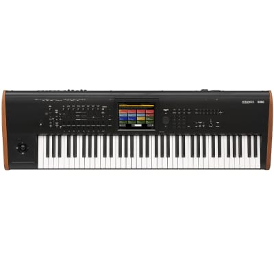 Korg Kronos 7 73 Key Music Workstation
