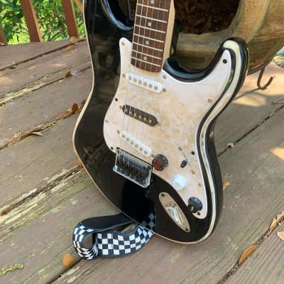 Electric Guitar Stratocaster Style Woodshred