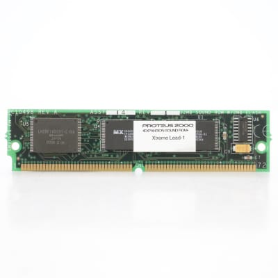 E-MU Proteus 2000 Xtreme Lead-1 32MB ROM Expansion Card #45008