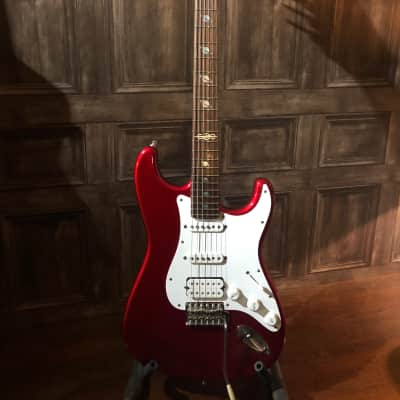 Fender Matthias Jabs Stratocaster