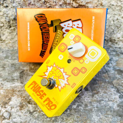Biyang PH-10 Phase Pro Phaser Guitar Effect Pedal for sale