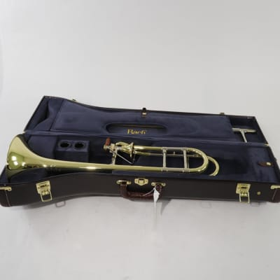 Bach Model 42AF Stradivarius Professional Trombone with Infinity Valve SN 211604