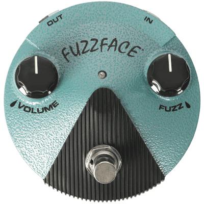 Dunlop FFM3 Jimi Hendrix Signature Fuzz Face Mini