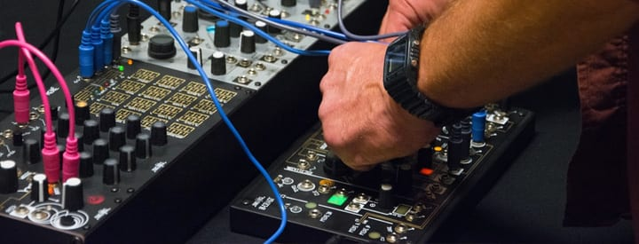 Eurorack Templates: Building a Basic Synth, Effects Rack, and Sampler