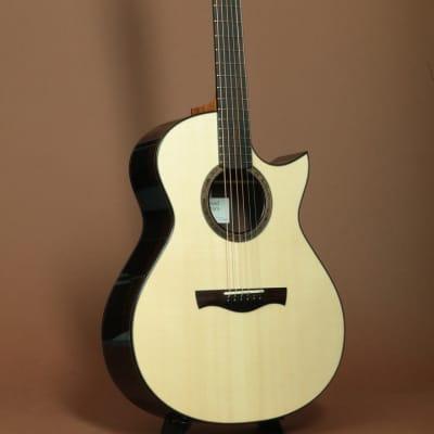 Astrand Guitars A-OM Cutaway Jacaranda for sale