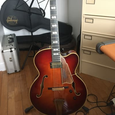 CHEVAL ORVILLE ARCHTOP 17
