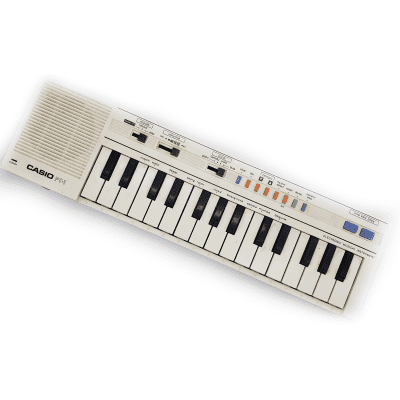 Casio PT-1 29-Key Mini Synthesizer