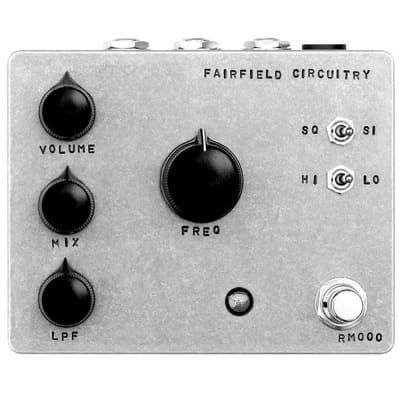 Fairfield Circuitry Randy's Revenge Ring Modulator Guitar Effects Pedal