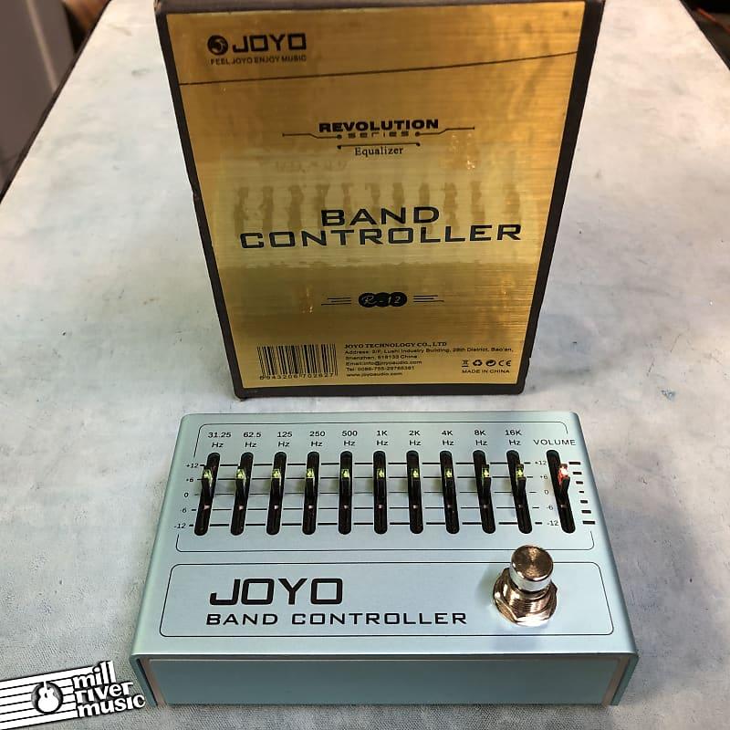 Joyo R-Series R-12 Band Controller 10-Band Graphic EQ Effects Pedal w/ Box