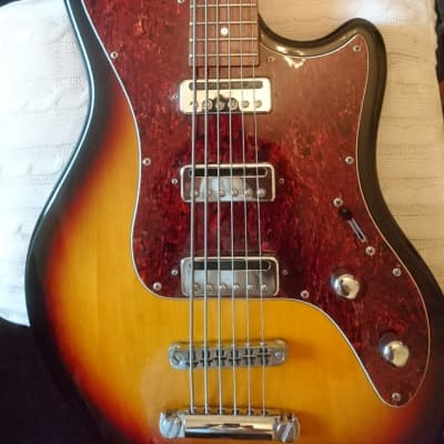 Schecter Hellcat Bass VI (Diamond Series) for sale