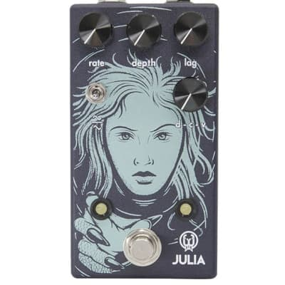 Walrus Audio Julia Analog Chorus/Vibrato V2 for sale