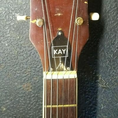 1963 Kay Galaxie Sunburst for sale