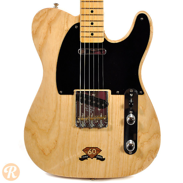 fender 60th anniversary telecaster limited edition 2006 reverb. Black Bedroom Furniture Sets. Home Design Ideas