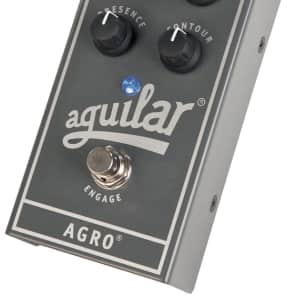 Aguilar AGRO Overdrive Bass Effects Pedal for sale